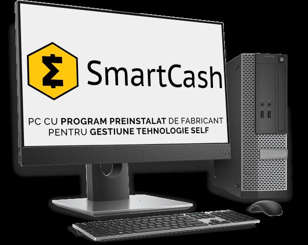 Pachet Smart Cash Control Incasari